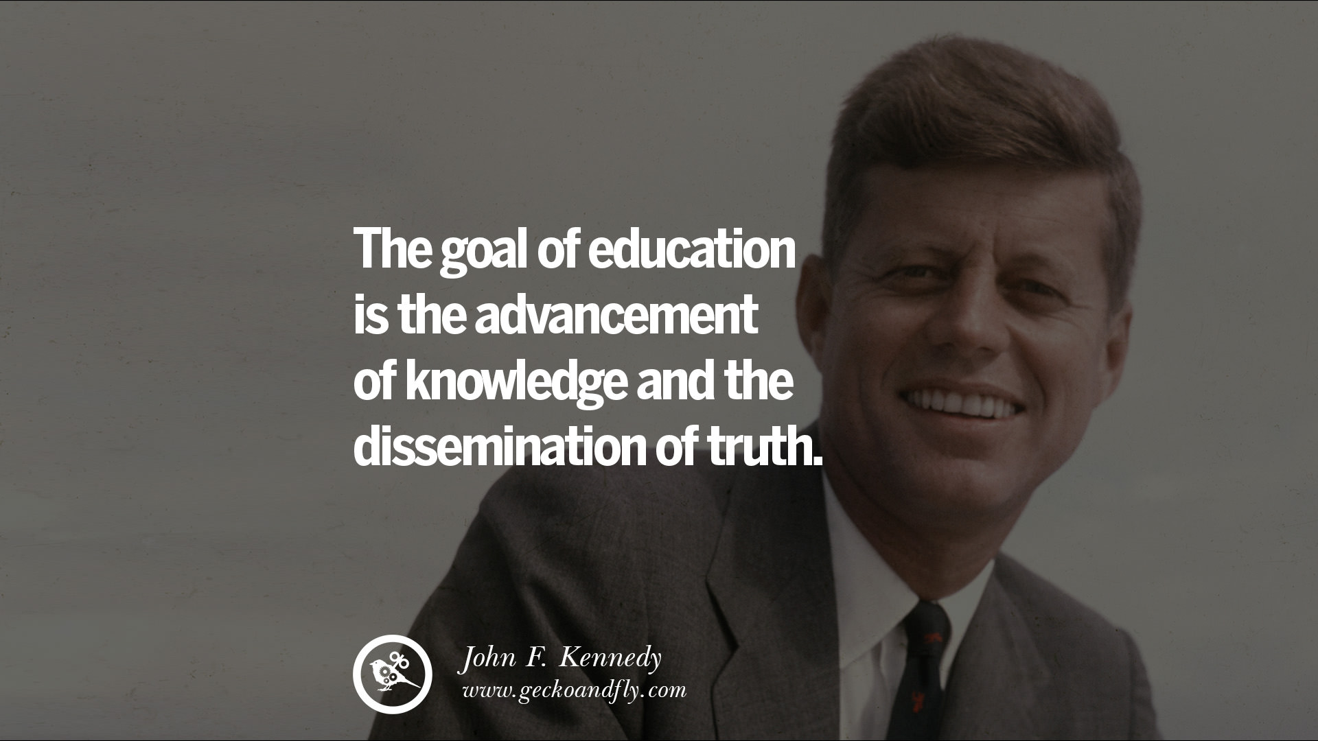 an analysis of knowledge by john f kennedy 2018-6-16 1 assignment for university of mauritius module: themes in american studies lecturer: dr s wong the american dream: reading john f kennedy's inaugural speech against whedon's the avengers the idea of the american dream is a set of ideals and ethics which is promised to all citizens of the.