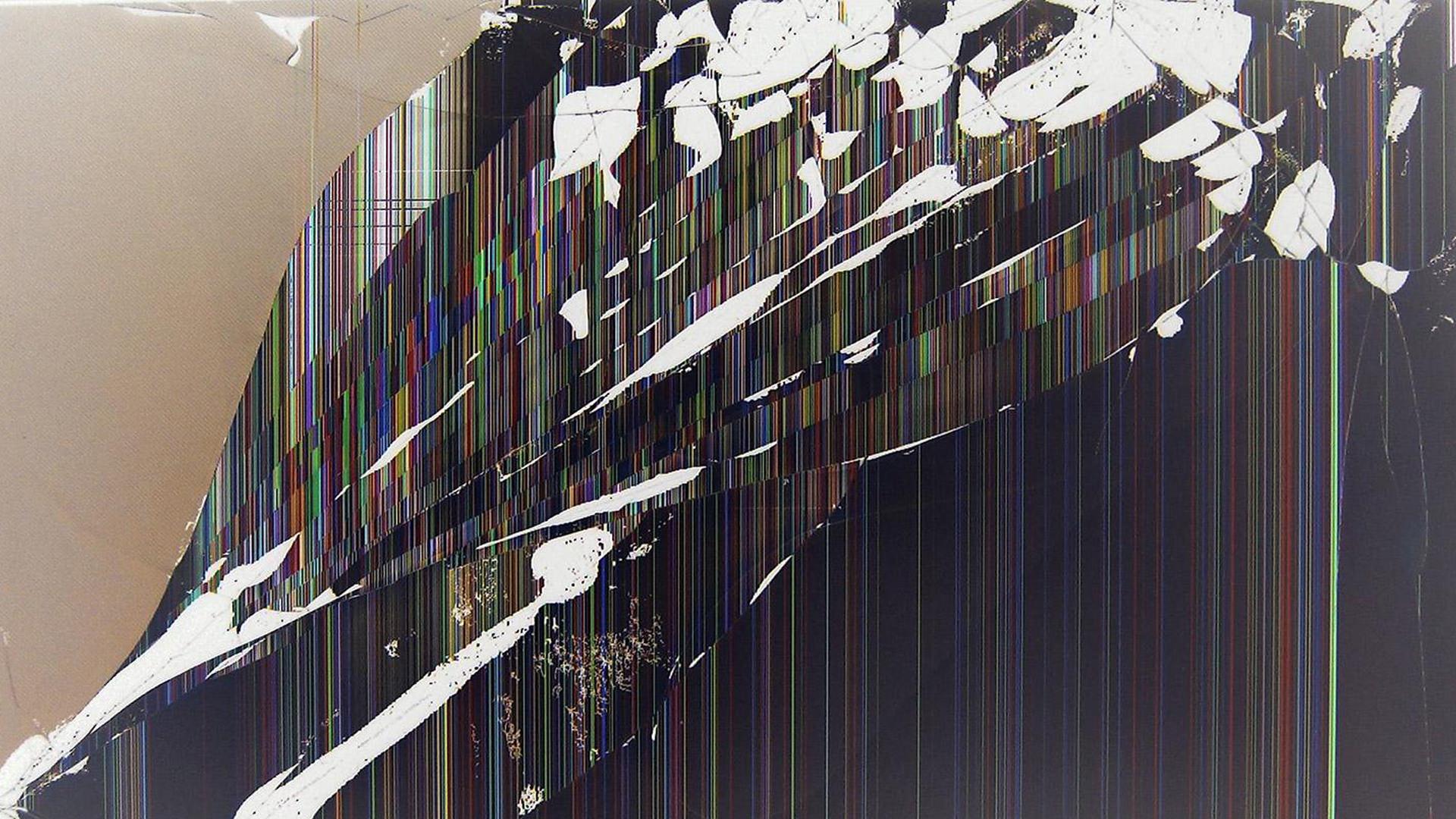 broken monitor prank screen - photo #9