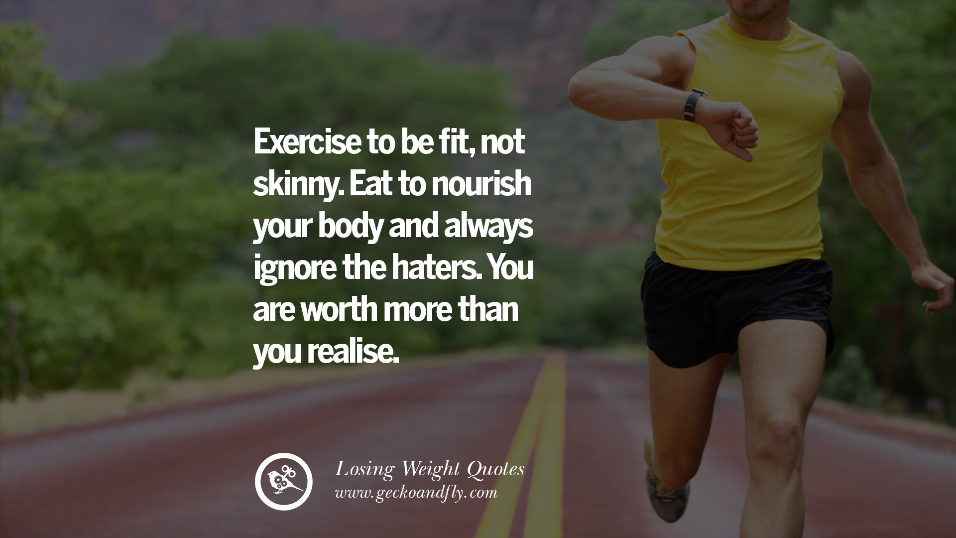 Improving Yourself Will Not Be Easy But It Will Be Worth: 40 Motivational Quotes On Losing Weight, On Diet And Never
