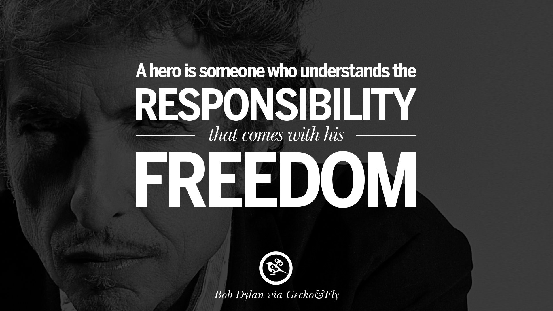 27 Inspirational Bob Dylan Quotes On Freedom, Love Via His Lyrics And Songs