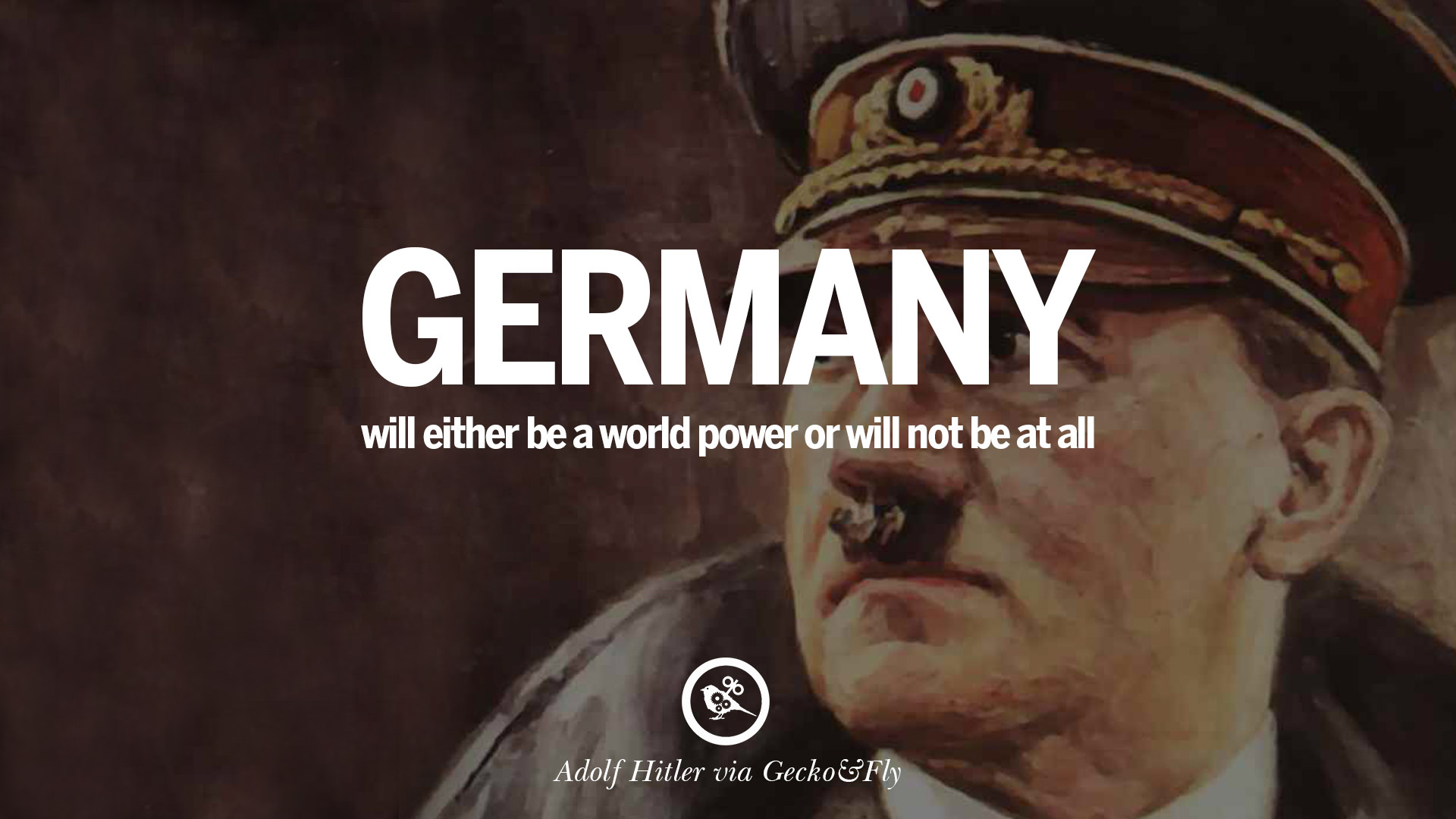 40 Adolf Hitler Quotes on War, Politics, Nationalism, And Lies