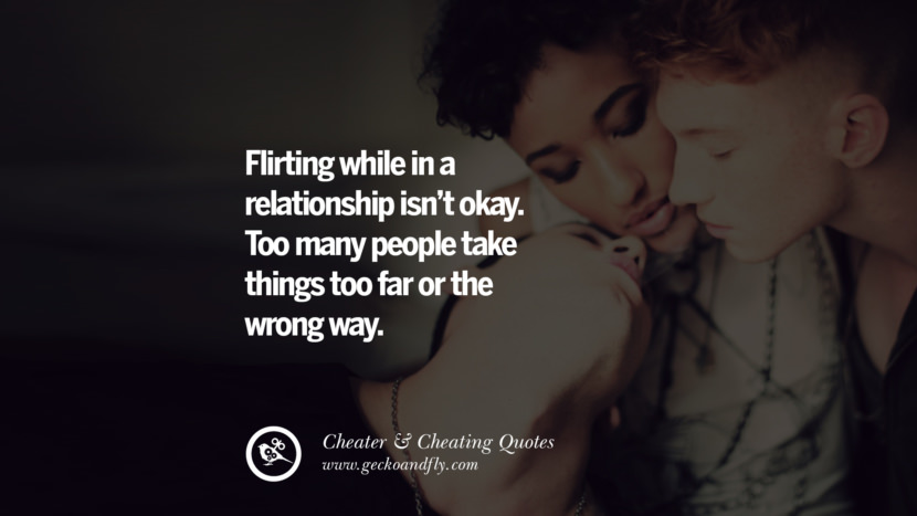 Cheating on boyfriend quotes