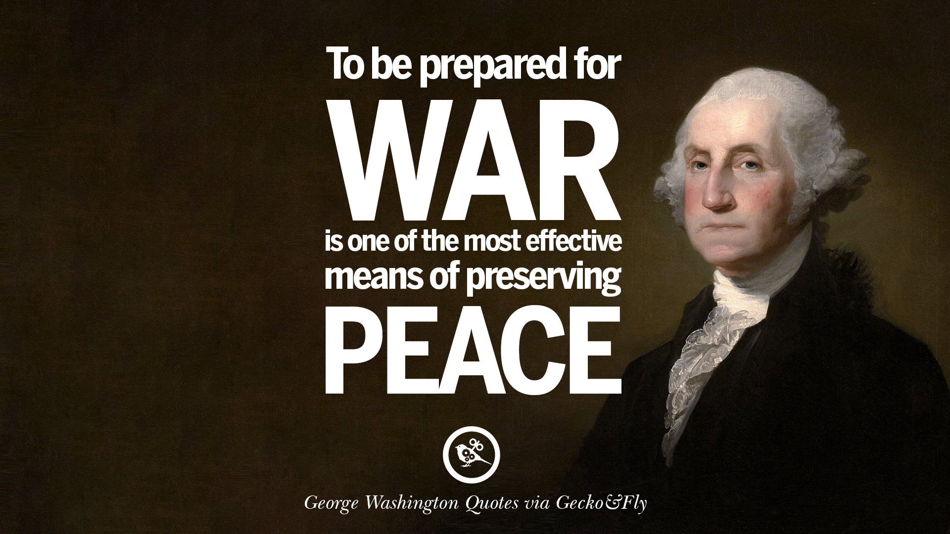 20 Famous George Washington Quotes On Freedom Faith