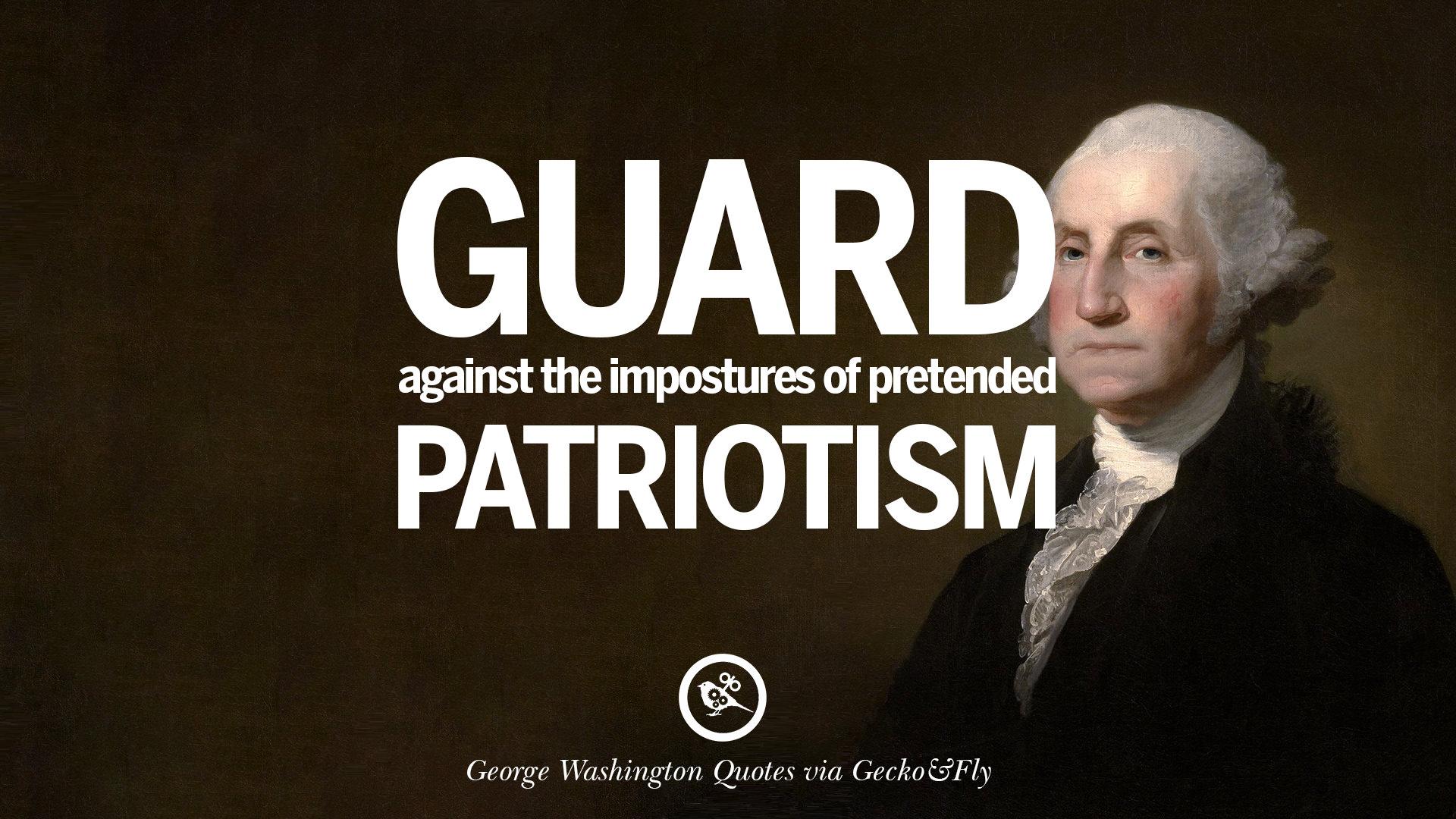 George Washington Famous Quotes During American Revolution: 20 Famous George Washington Quotes On Freedom, Faith