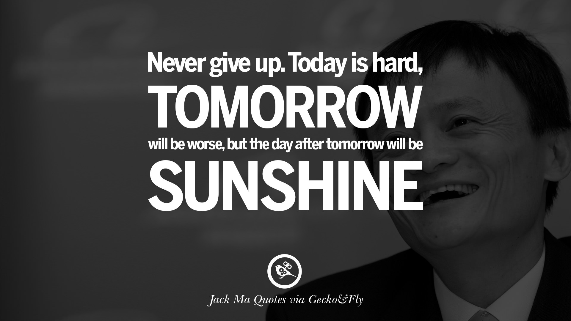 Wise Quotes Jack Ma