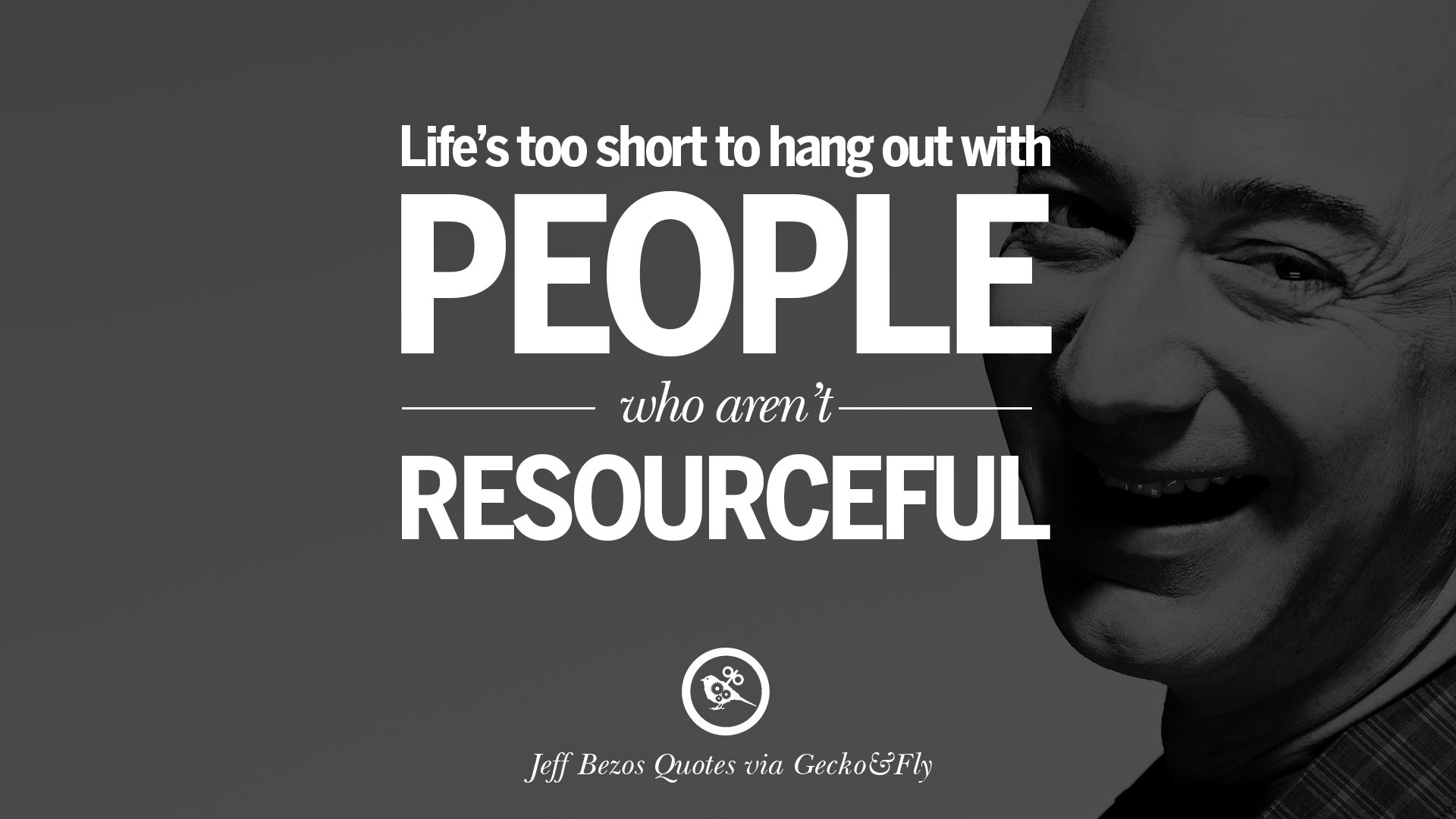 Lifes Too Short Quotes 20 Famous Jeff Bezos Quotes On Innovation Business Commerce And