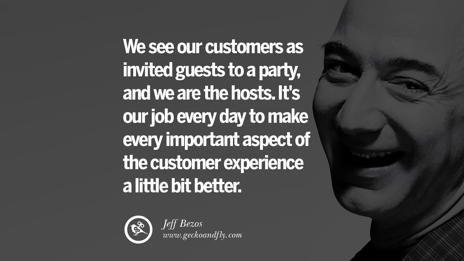 Customer Experience Quotes Magnificent 20 Famous Jeff Bezos Quotes On Innovation Business Commerce And