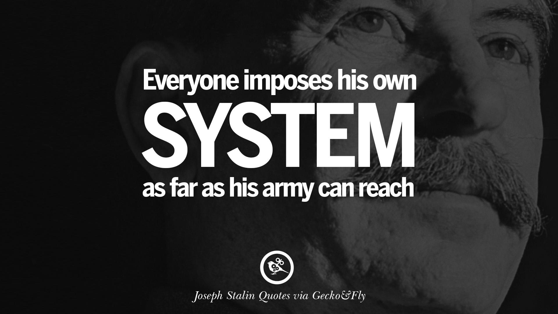 14 joseph stalin quotes on communism freedom power