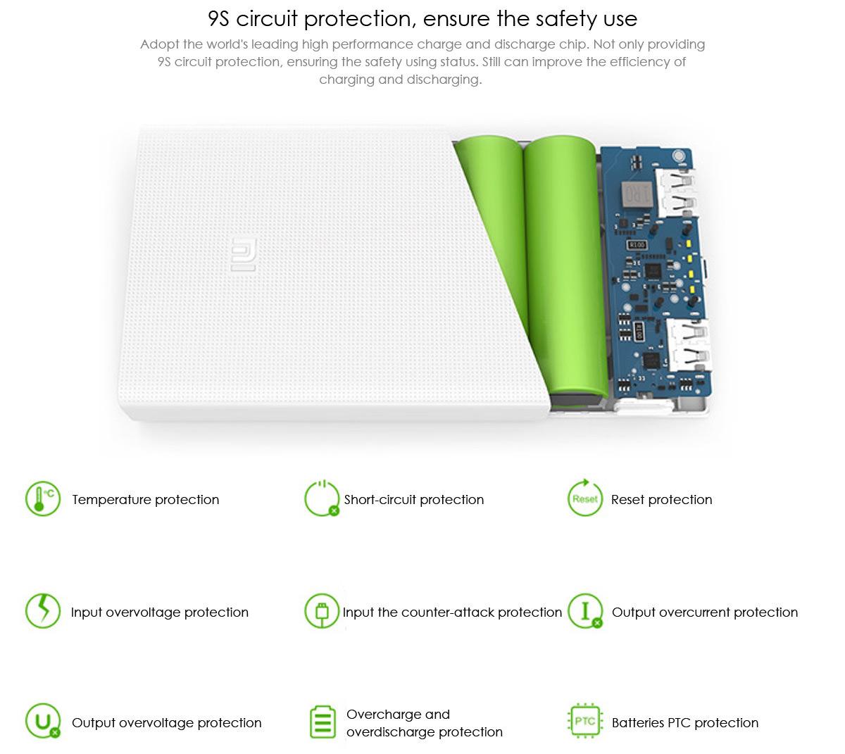 xiaomi 20000 mah portable usb battery pack review