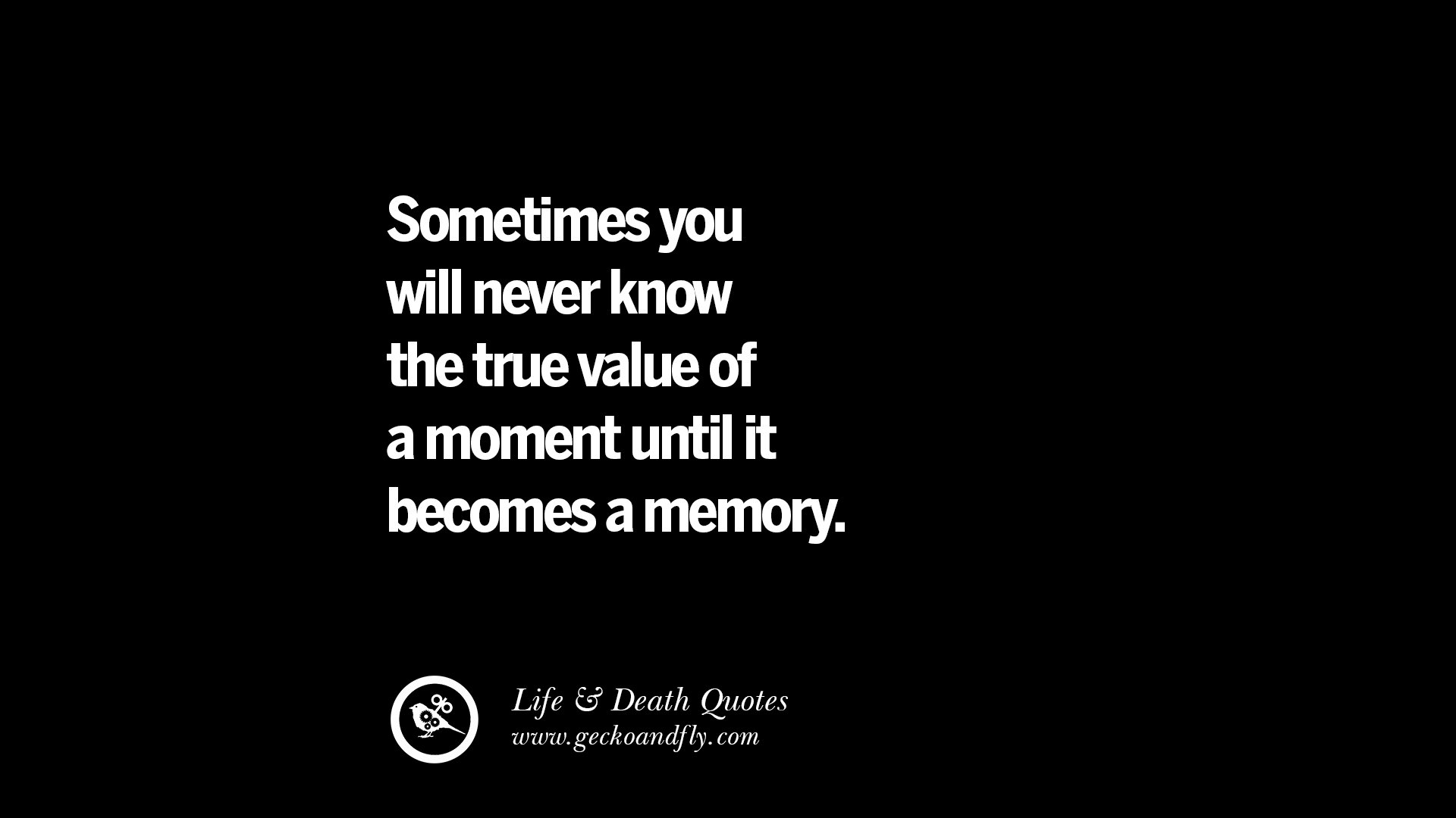 Quotes About Losing Someone 20 Inspirational Quotes On Life Death And Losing Someone
