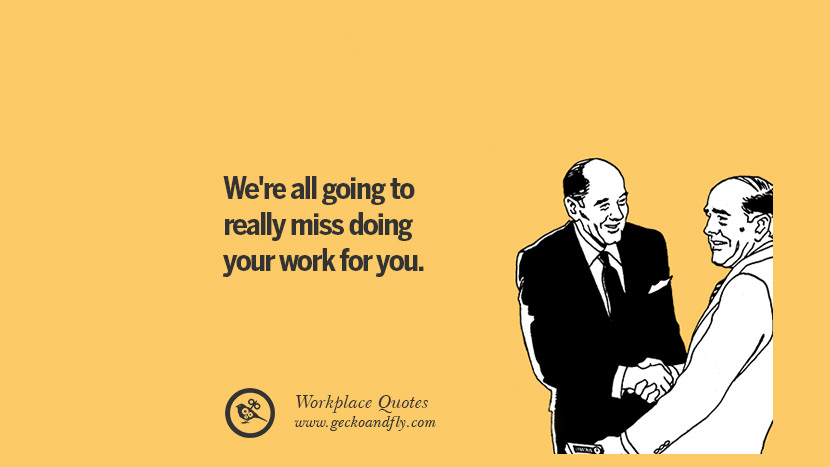 28 Sarcastic Quotes For Annoying Boss Or Colleague In Your ...