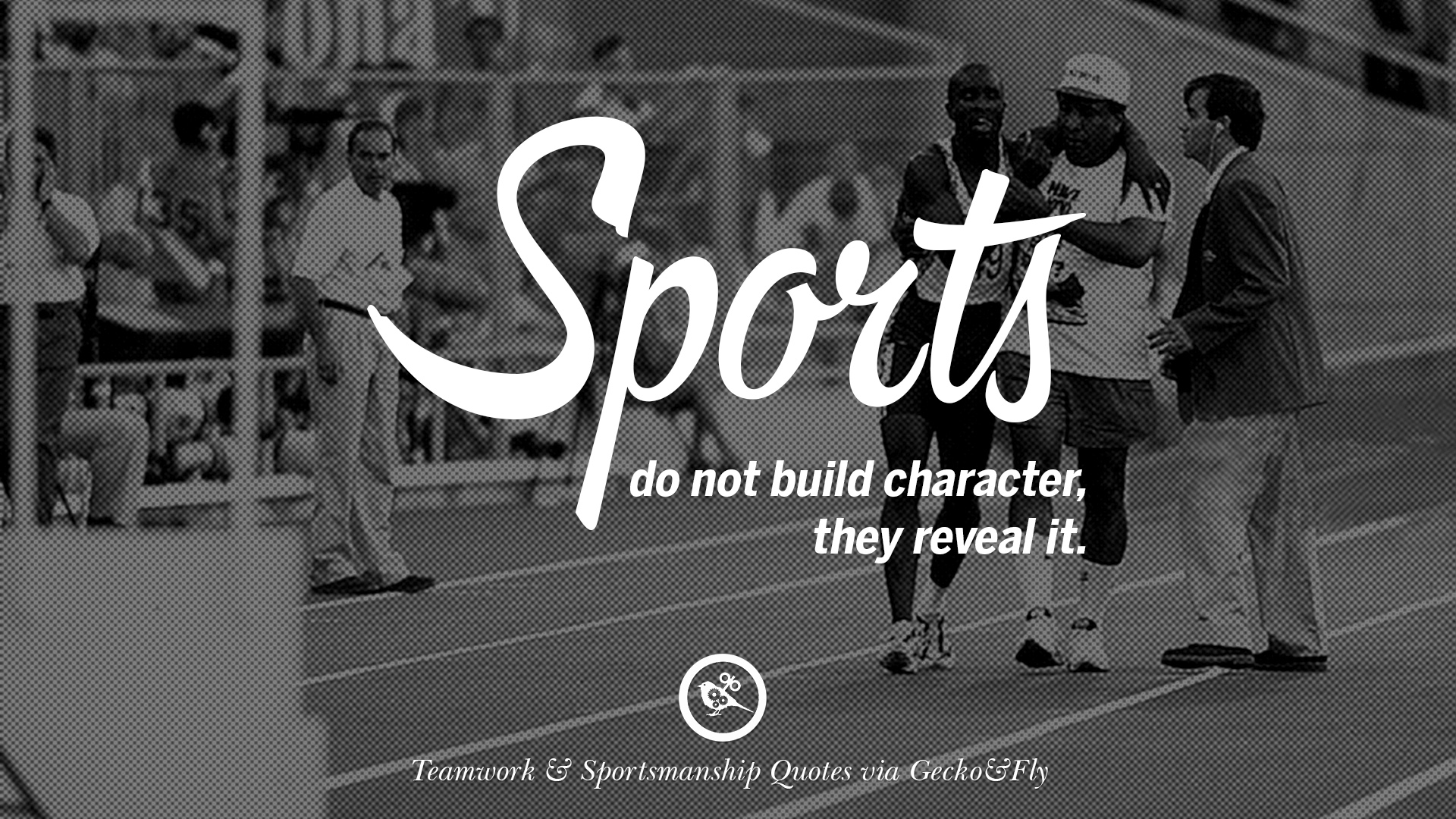 quotes sports teamwork sportsmanship character build inspirational team football soccer baseball motivational basketball accept trying reveal american hockey rugby saying