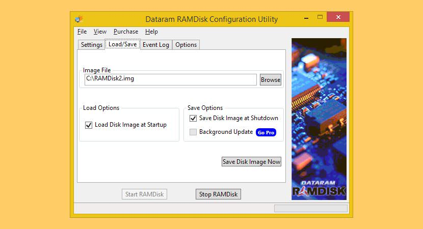 dataram ramdisk RAMDisk vs SSD - Ten Times Faster Read and Write Speed