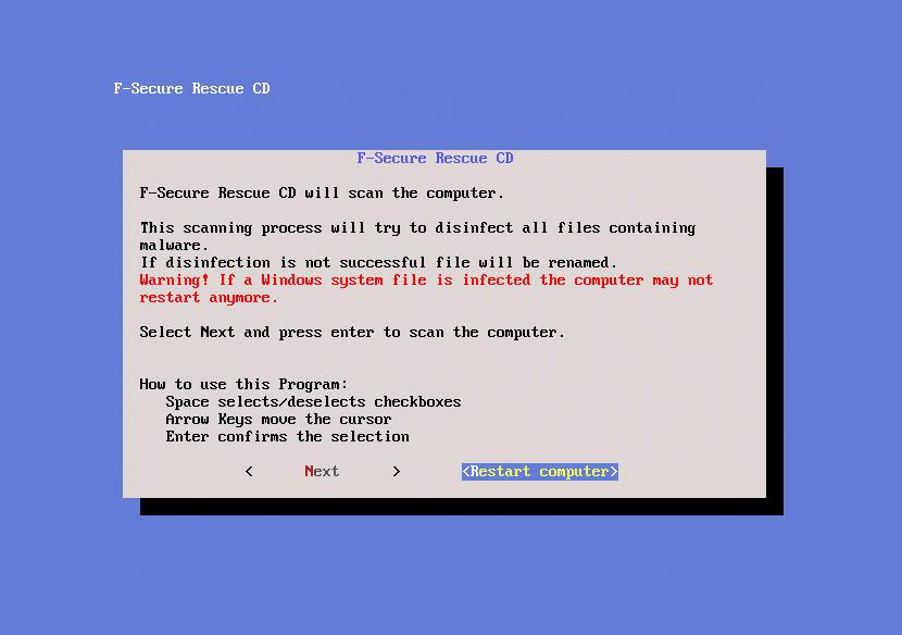 f-secure-rescue-cd-antivirus