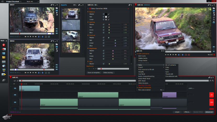 lightworks review Free Video Editing Software For YouTube Movies And Film