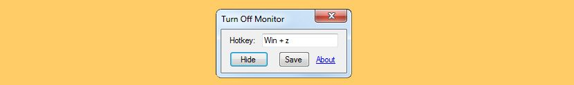 samsung monitor how to turn off