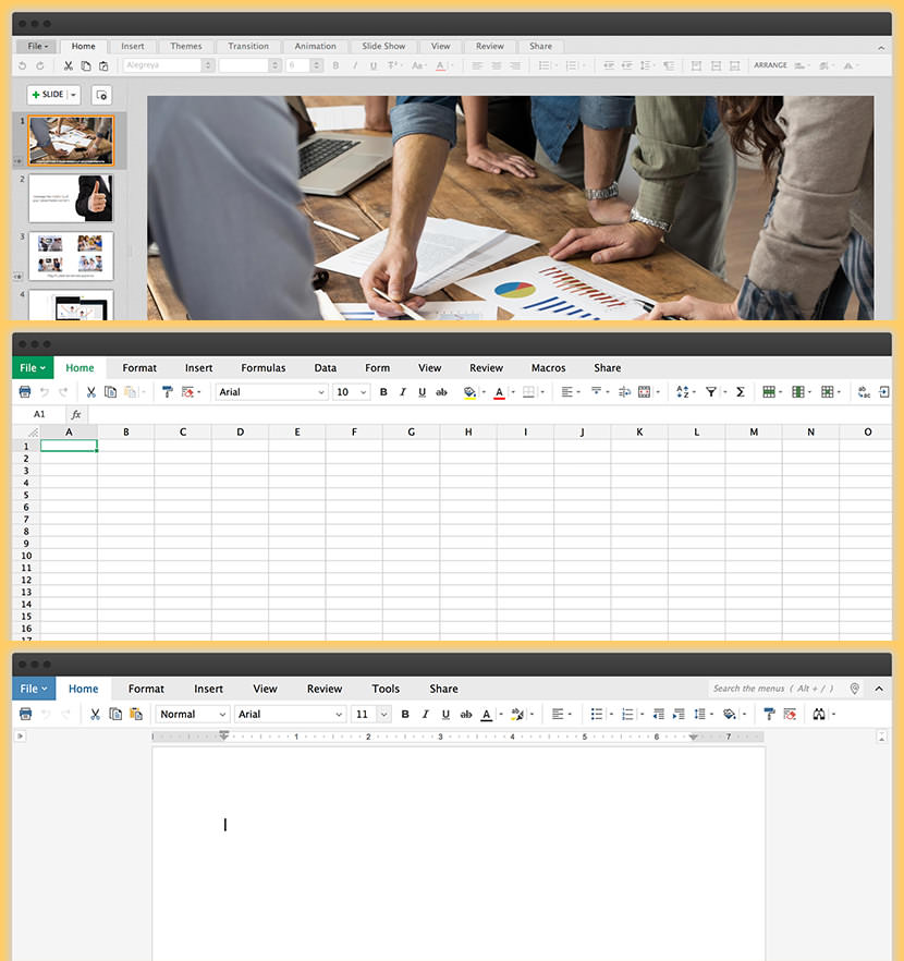 zohodocs Free Open Source Alternative To Microsoft Office Suite