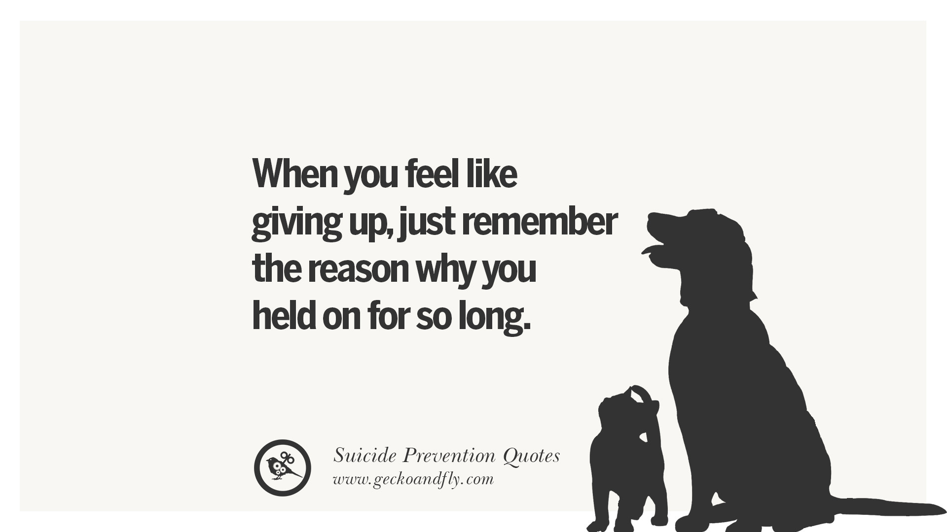 Suicide Prevention Quotes Magnificent 30 Helpful Suicidal Prevention Ideation Thoughts And Quotes