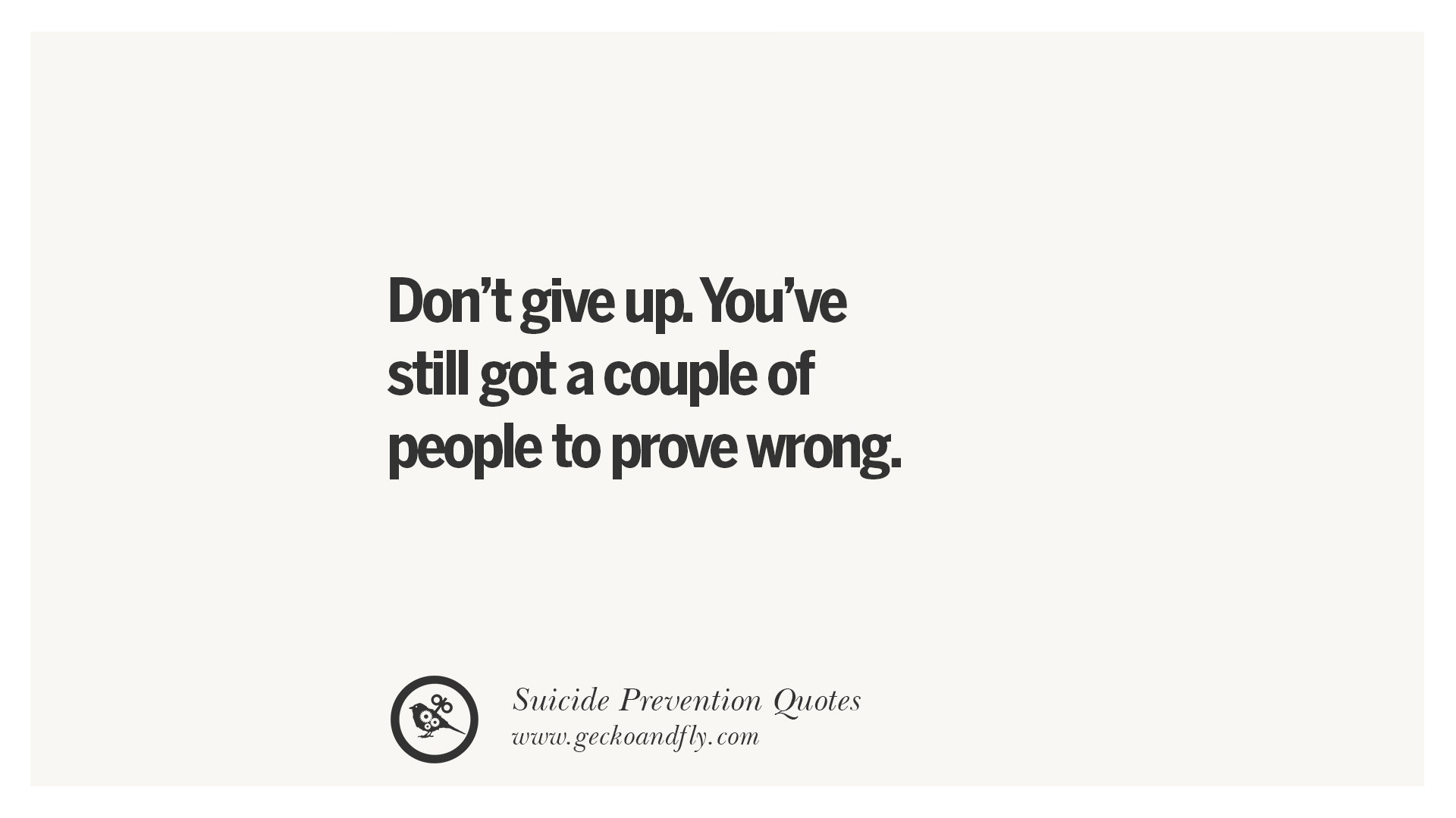 Quotes About Suicide 30 Helpful Suic...
