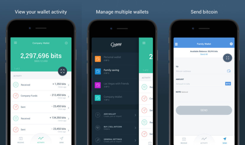 12 Best Mobile Bitcoin Wallet Apps For Ios And Android