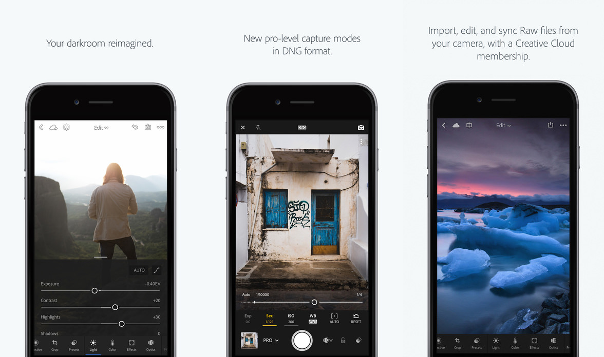 9 Best Smartphone Camera Apps For Shooting RAW Photo Format