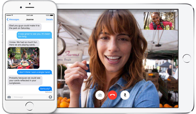 Apple Facetime Free Apps With Secure Encrypted Phone Calls With End-to-End Encryption