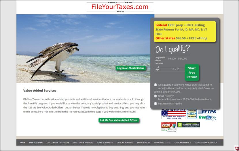 FileYourTaxes