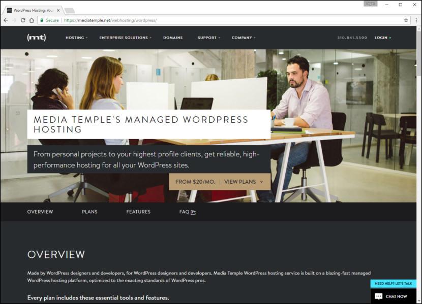 MediaTemple WordPress Fastest WordPress Hosting With Varnish Cache, CDN & Daily Backup