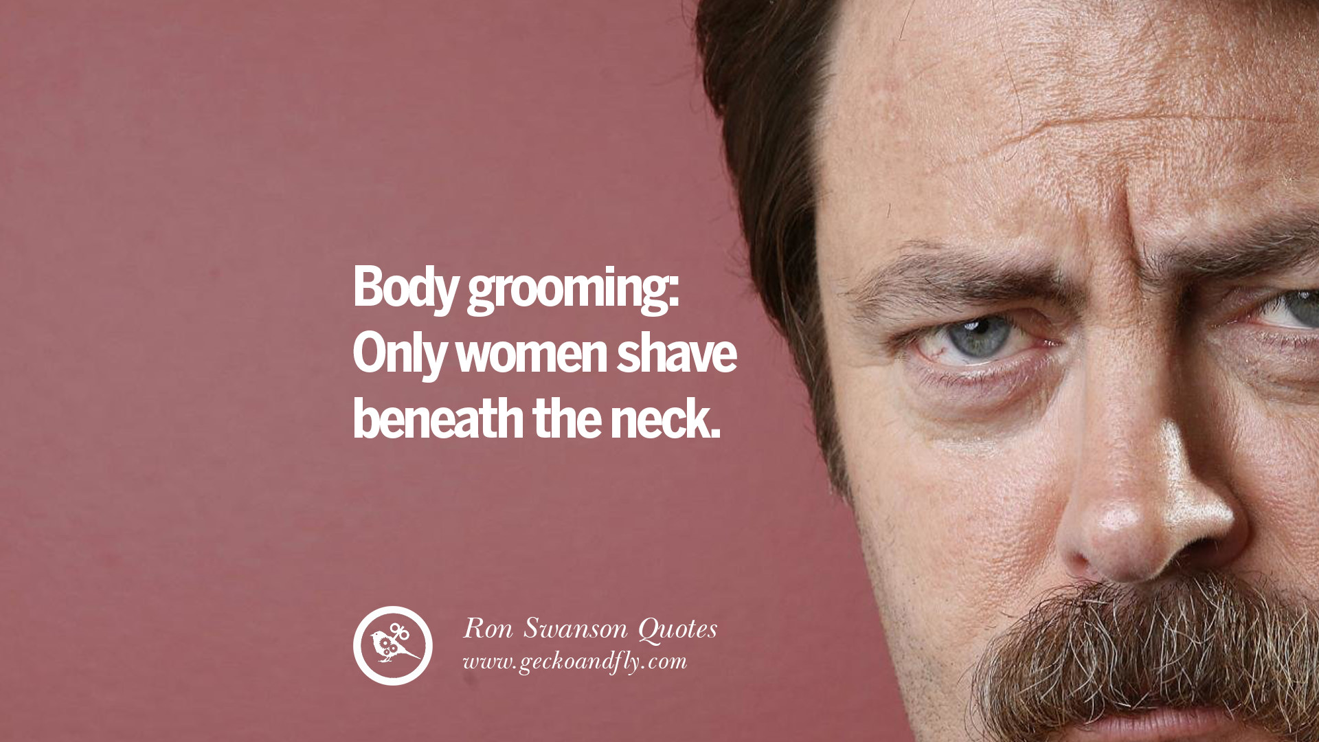Unique Ron Swanson  Quotes And Memes Of A MeatEating Man  High Steaks