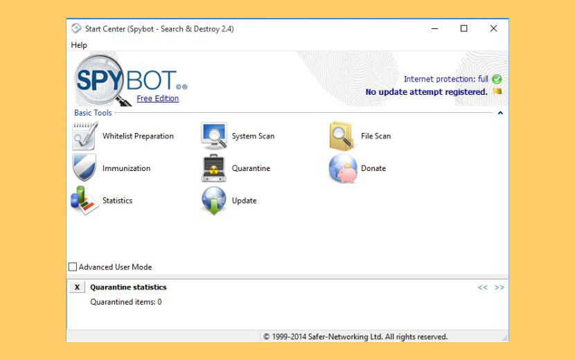 Spybot Free