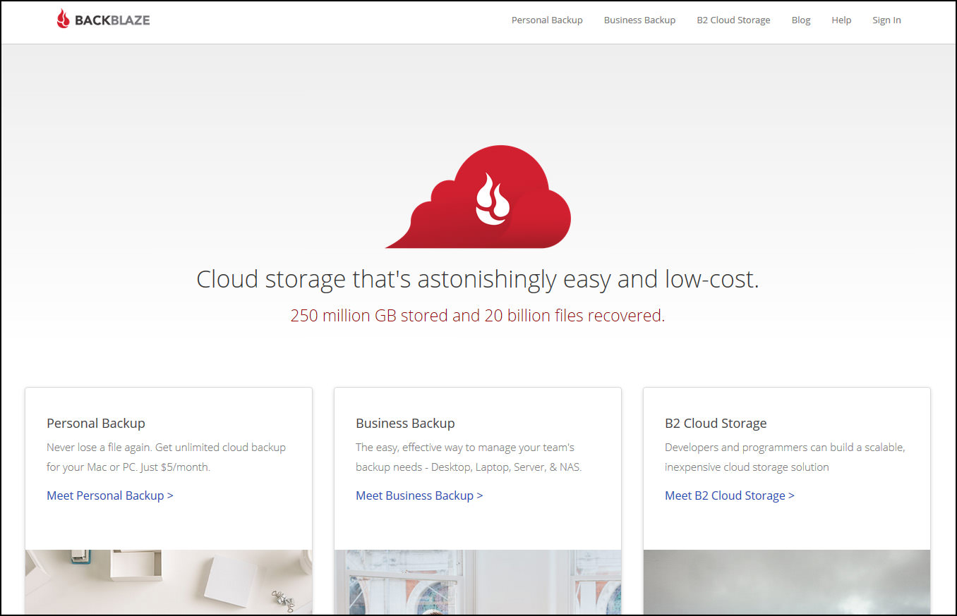 Cloud Storage That S Astonishingly Easy And Low Cost 250 Million Gb D 20 Billion Files Recovered Never Lose A File Again Backup An Unlimited