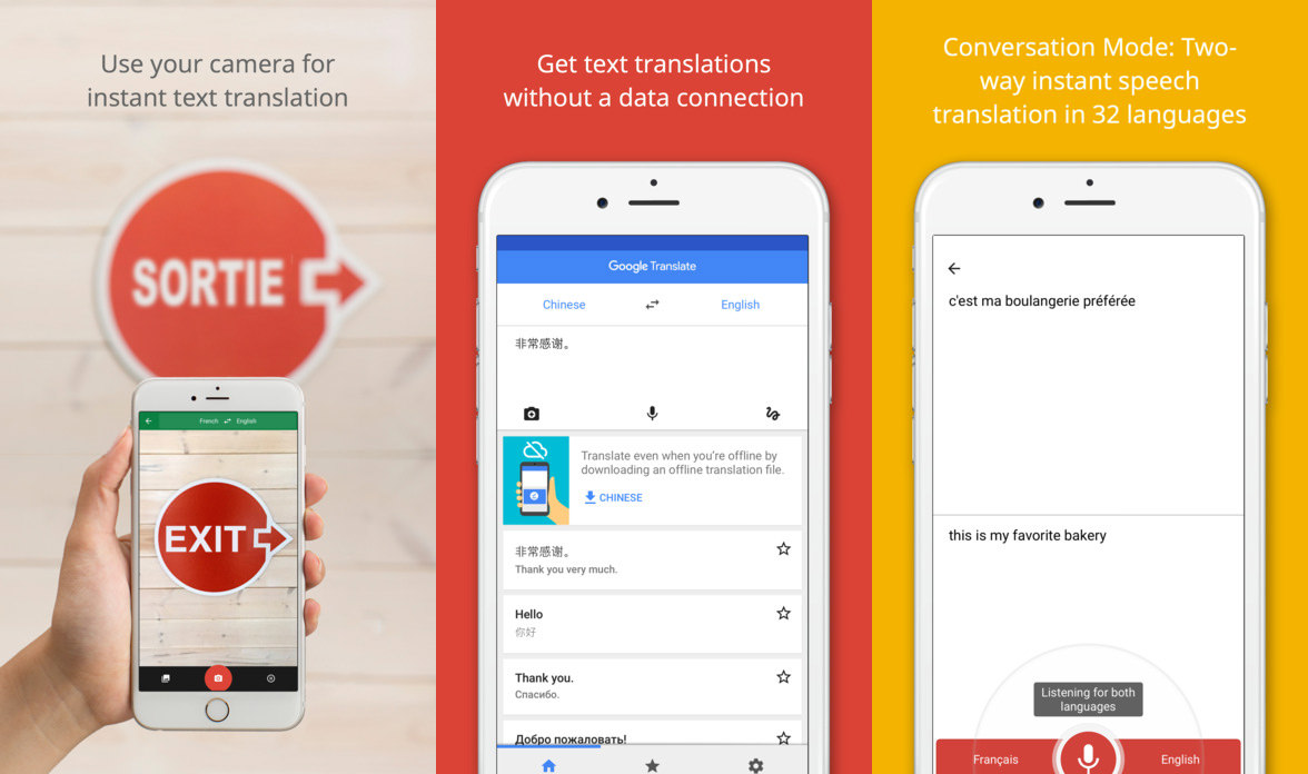 Translate 100+ Languages Without Internet Or Network Connection With Google  Translate App For Android By Downloading The Offline Language Packages.