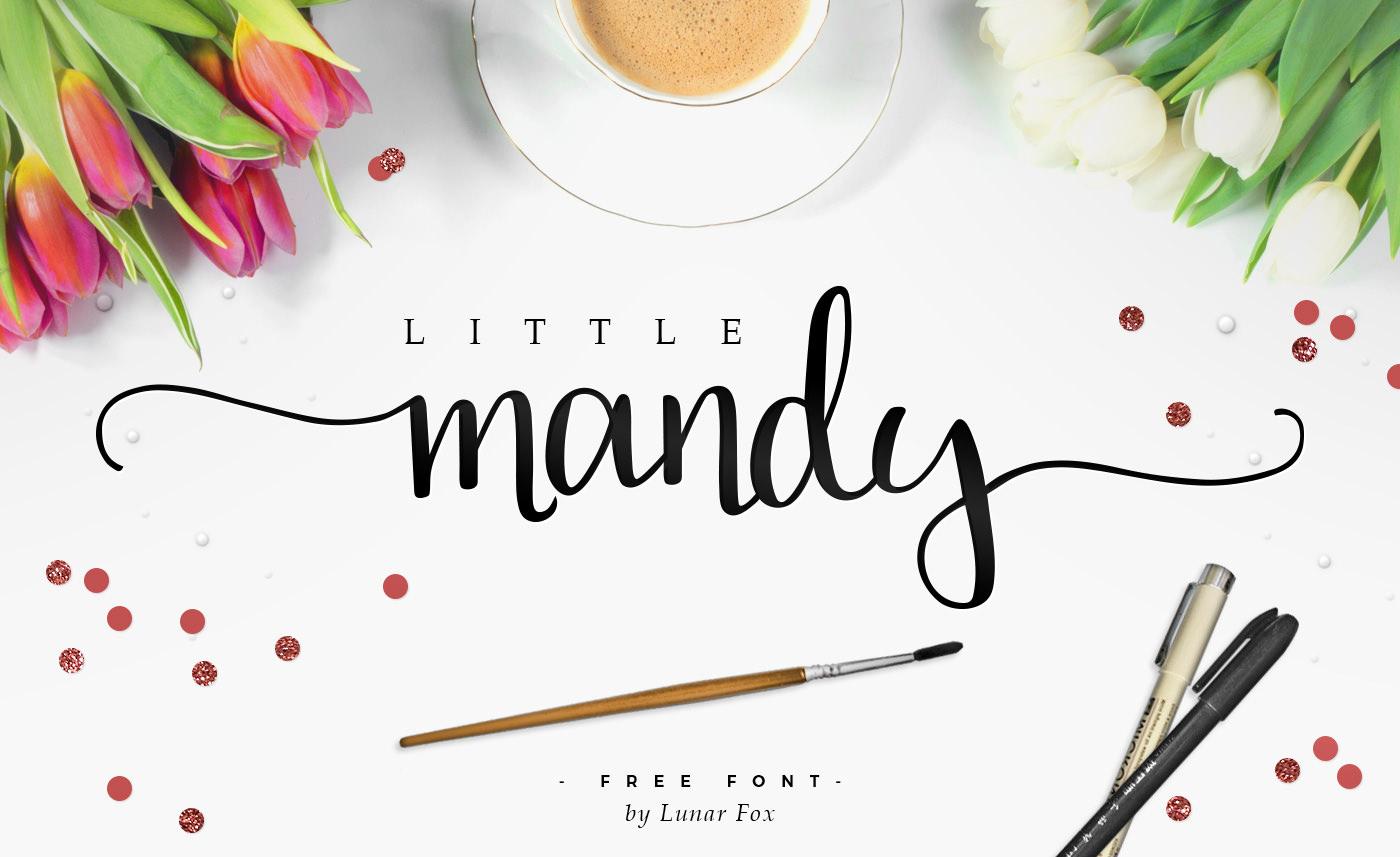little sunshine font free download