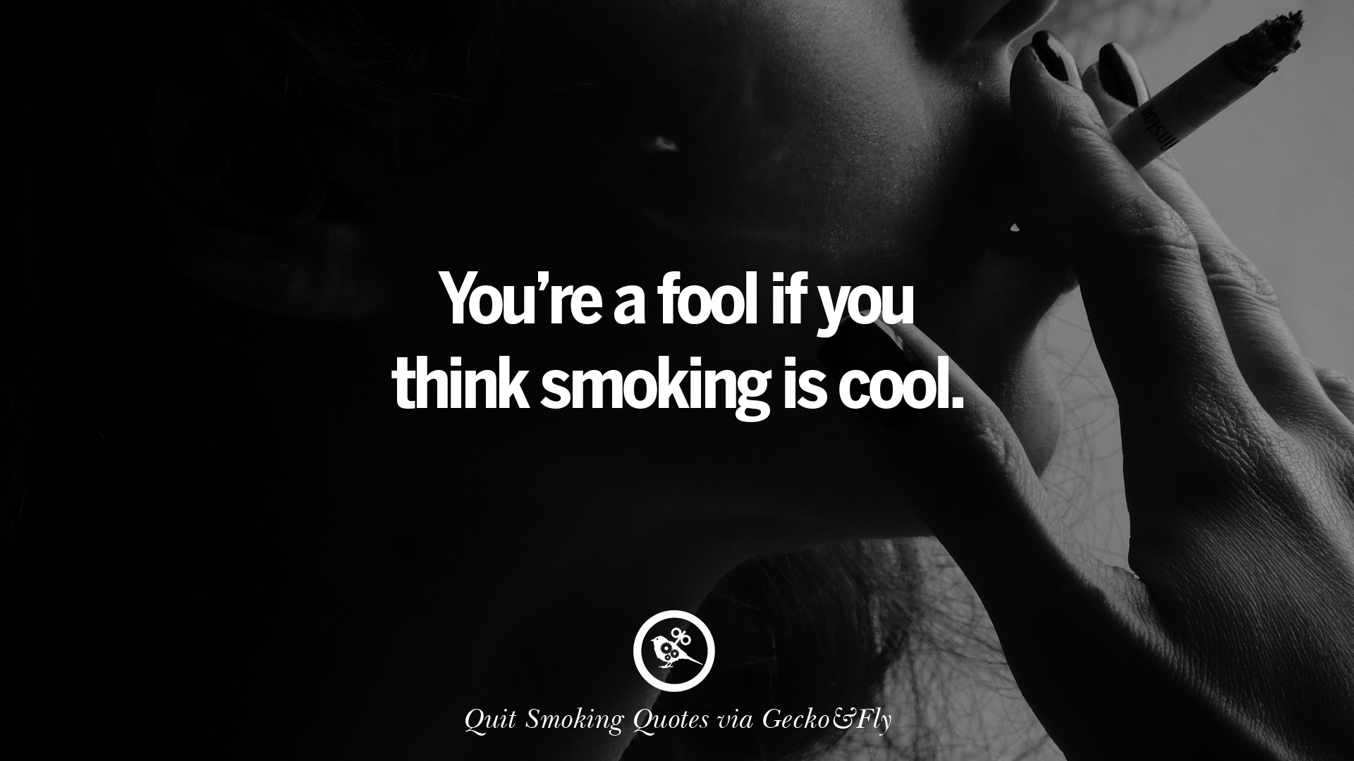 Smoking Quotes Glamorous 20 Motivational Slogans To Help You Quit Smoking And Stop Lungs