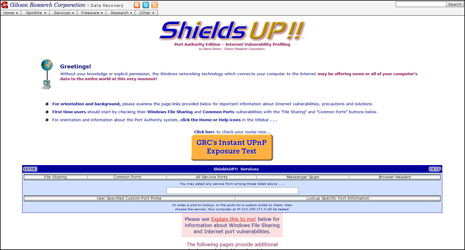 8 Sites To Test Your AntiVirus - Download Harmless Virus