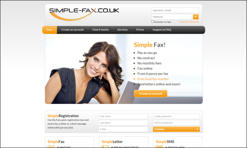 simple fax no monthly fee Pay Per Use Internet Fax Services With No Monthly Fee, Setup Fee And Subscription