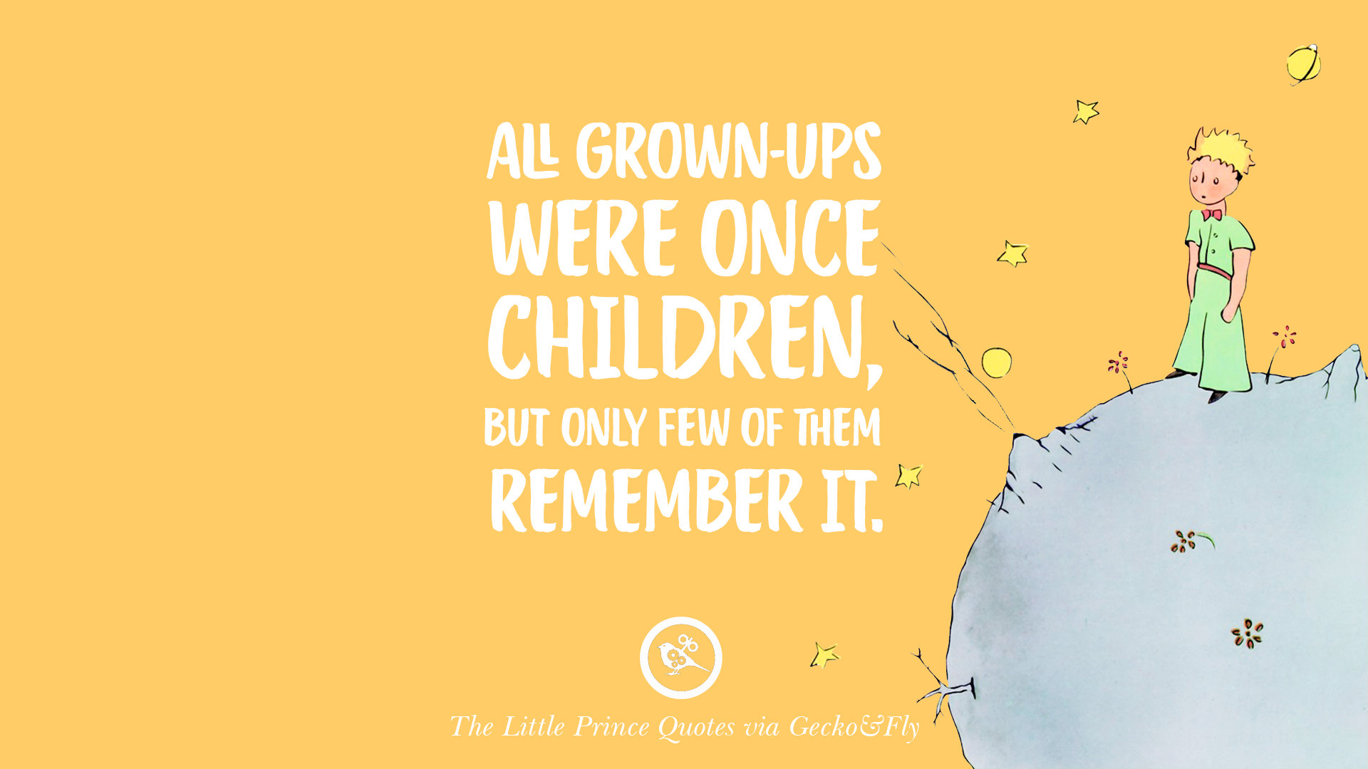 12 Quotes By The Little Prince On Life Lesson, True Love ...