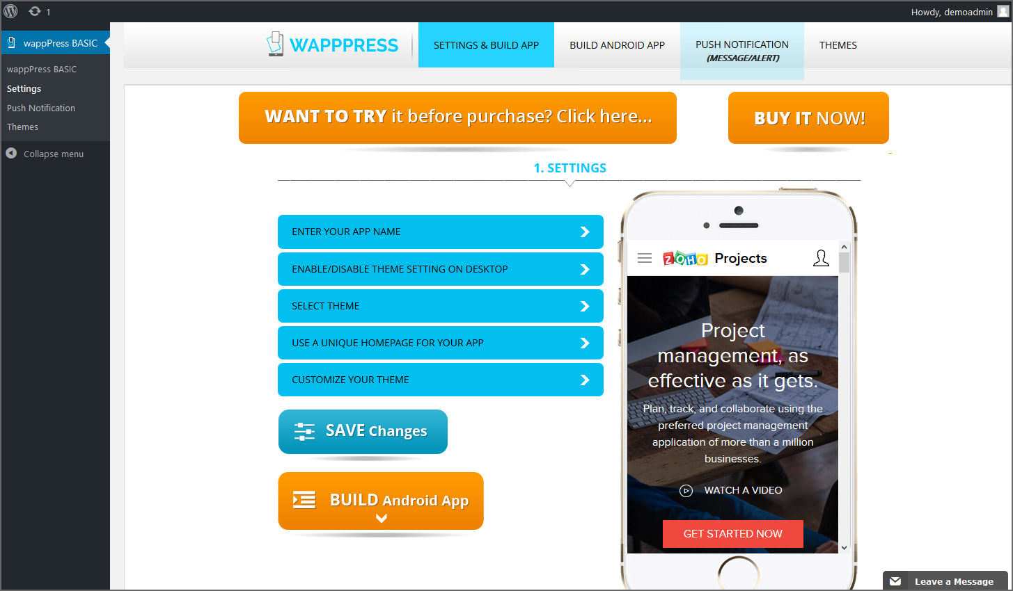 7 Plugins To Convert Wordpress WooCommerce To Mobile Apps