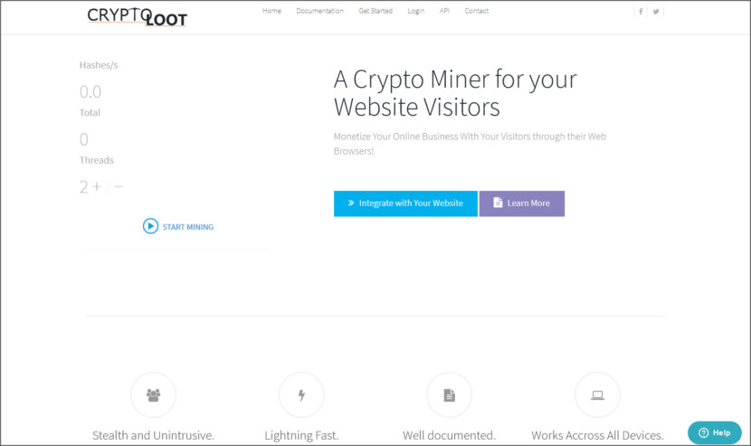 Crypto-Loot