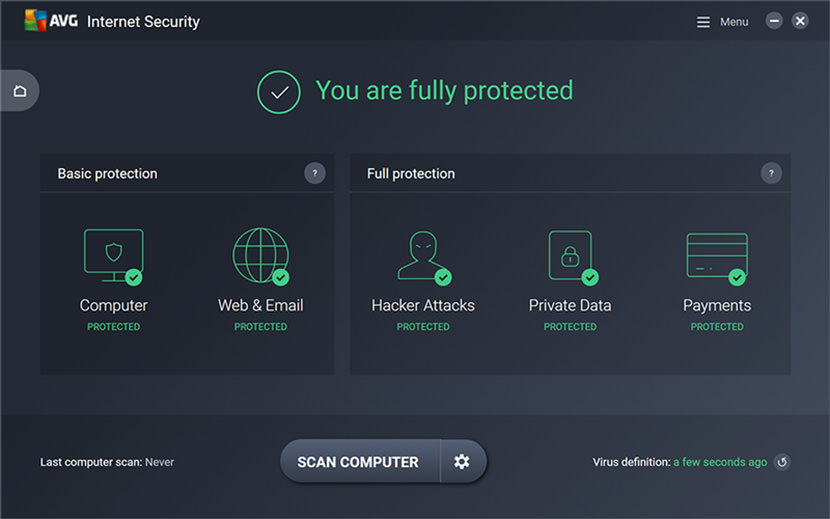 AVG Ultimate With TuneUp, AntiVirus PRO, And FireWall