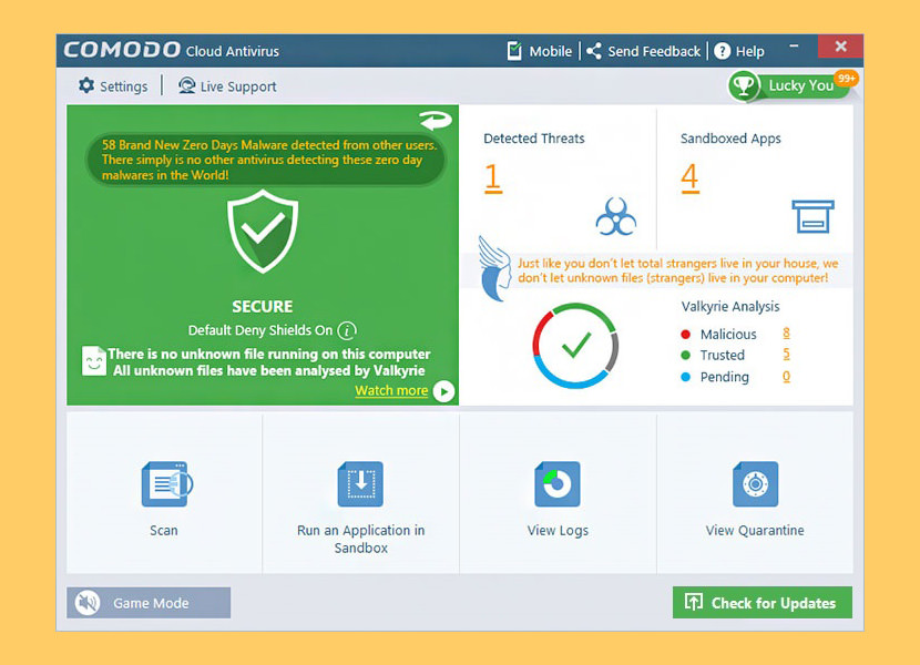15 Free AntiVirus For Windows 10