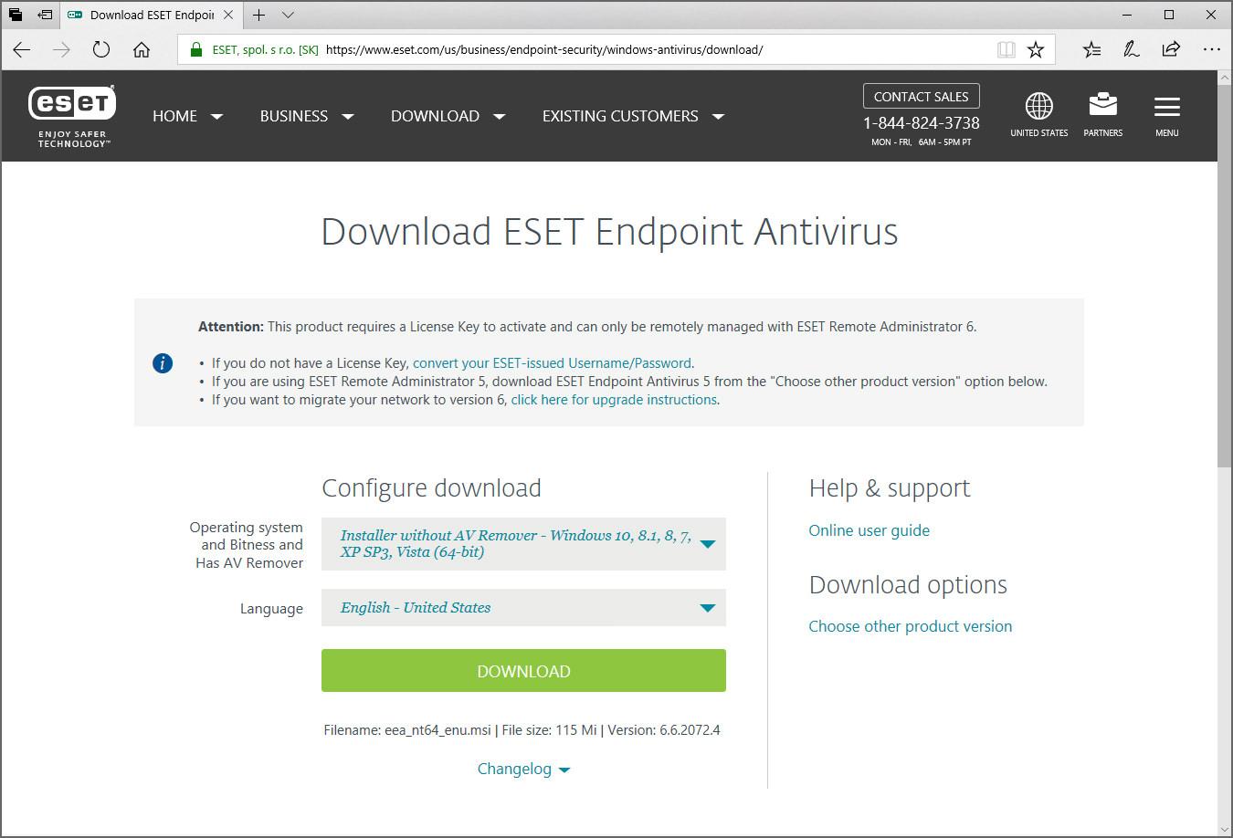 download license key eset nod32 antivirus 11