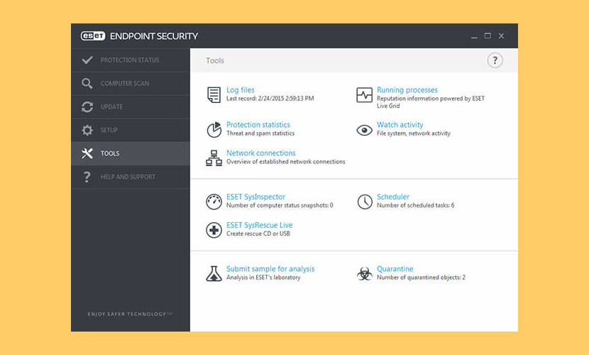 Download ESET Endpoint Antivirus For Business