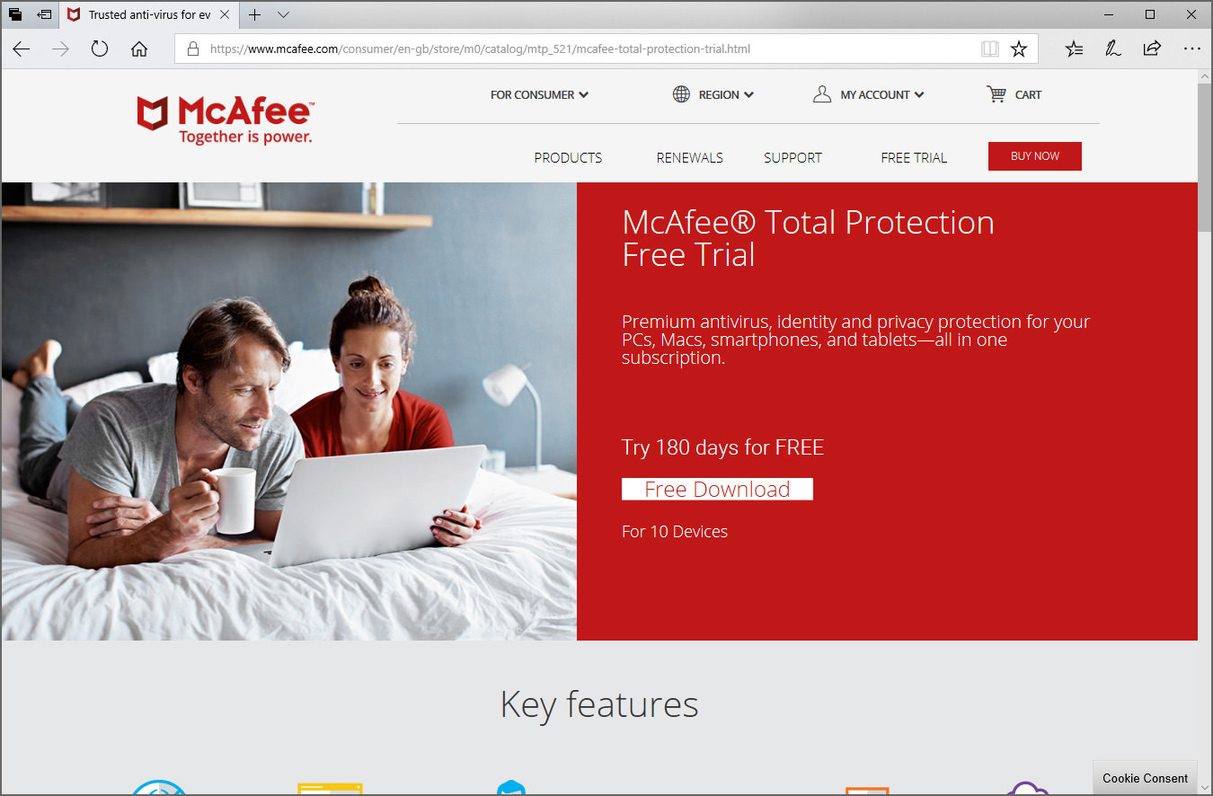 mac free antivirus trial version download