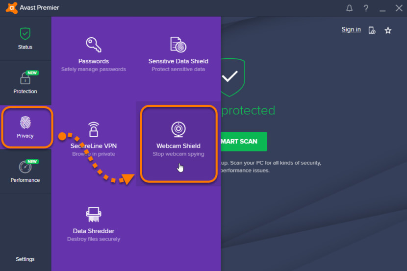 Download 180-Days Free Avast Premier Full Version