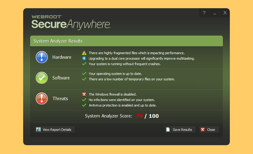 Download Webroot SecureAnywhere Antivirus