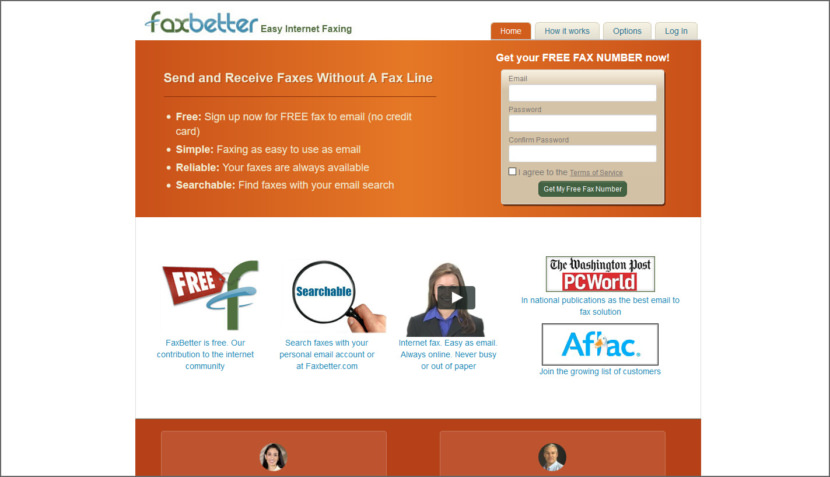 FaxBetter Free Fax Solutions