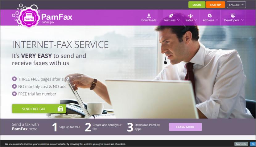 PamFax Electronic Fax