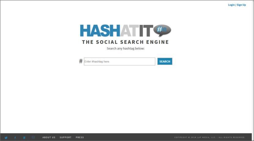 HashAtIt