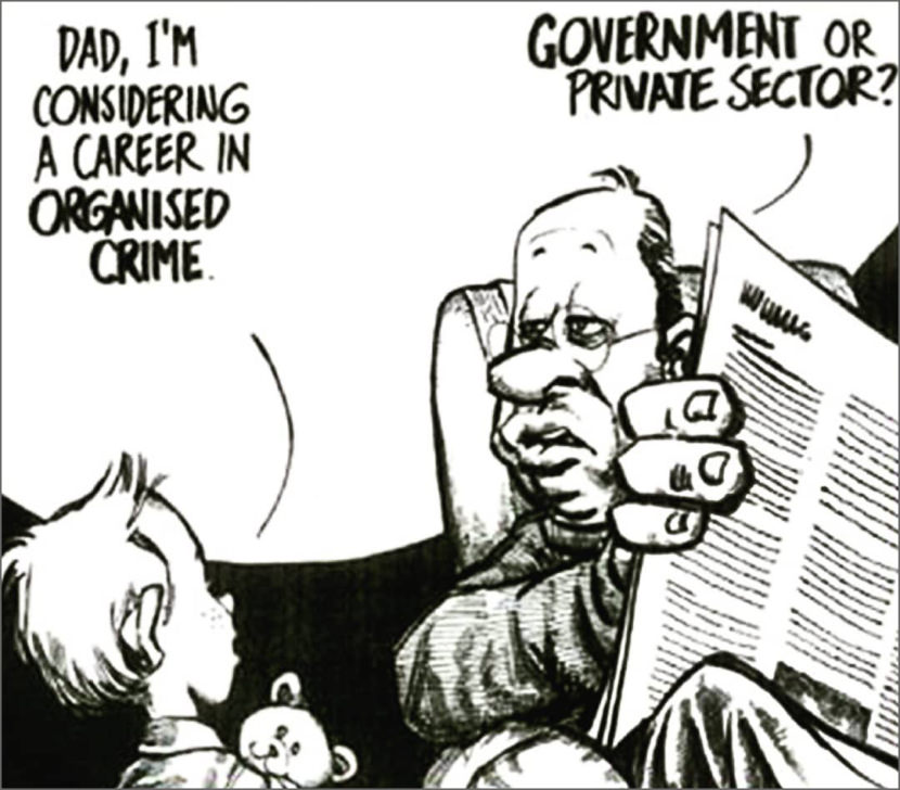 Anti Corruption Quotes For Politicians On Greed And Power Comic Cartoon